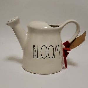 Rae Dunn Watering Can Bloom New